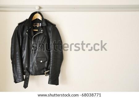 A hanged Jacket