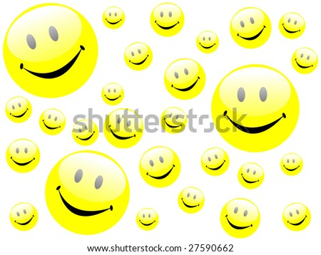 pictures of smiley faces clapping
