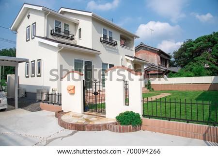 A house #700094266