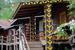 A house at Cu Lan town in Dalat