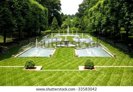 italian garden design - Garden Design Usa