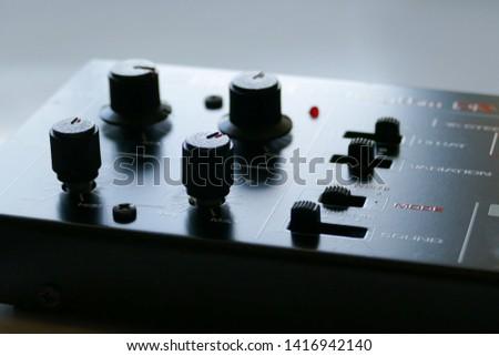 a Japanese old rhythm machine #1416942140