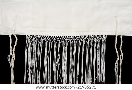 What is the jewish prayer shawl called