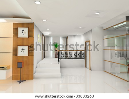 Kind Of Kitchen And Corridor Design Stock Photo 33833260 2020 Kitchen Design Software Free Download A