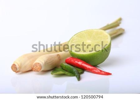 a kind of Thai food - stock photo
