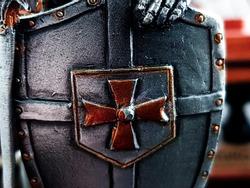 A Knight's Shield