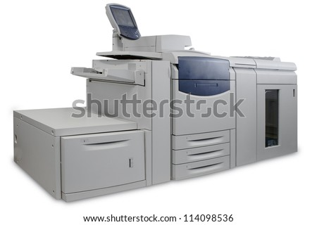 A large digital high volume printer