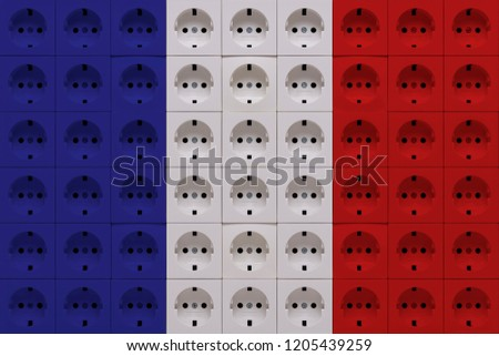Colourful Power Strip Socket Images and Stock Photos - Page