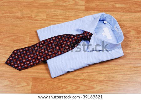 +blue+dress+shirt+and+tie 2011