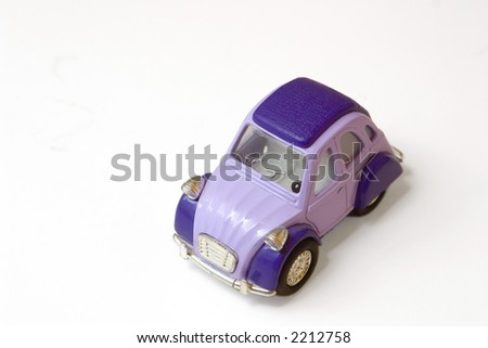 a little funny car