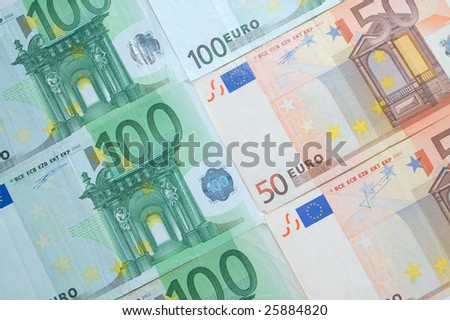 A lot of money euro bank notes stock photo 25884820 Paintings that are worth a lot of money