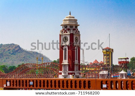 A marvel in terms of architecture, the Clock Tower Haridwar is also known as 'Raja Birla Tower' is a landmark of the holy city of Haridwar.