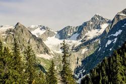 A mesmerizing view of a beautiful mountainous landscape, Kumrat Valley