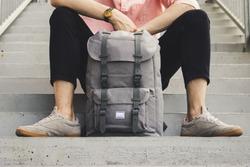 A modern and fashionable backpacks