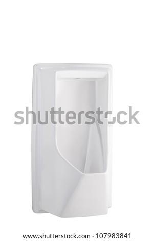 A modern designs of urinal bowl for men