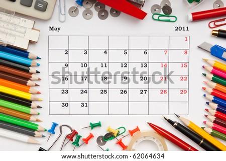 may calendar 2011 blank. august 2011 blank calendar.