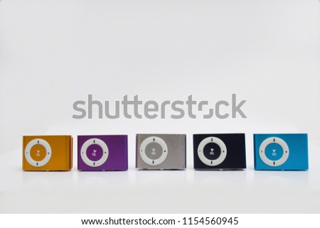 a mp3 players