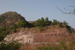 a nature view of Wilson Trail 3 , hong kong 4 Nov 2006
