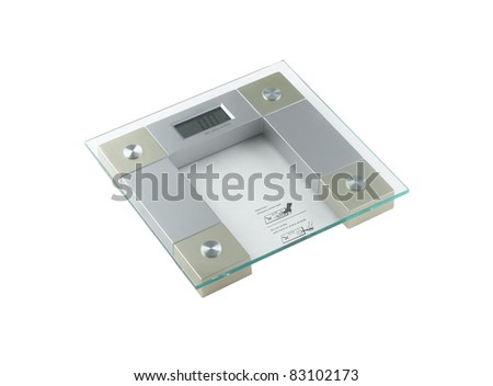 A new design digital weight scales