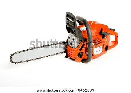 a nice chainsaw for heavy wood cutting