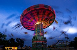 A Night at the Funfair