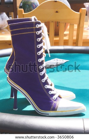 High Top Tennis Shoes For Women Images