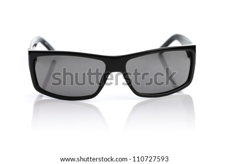 A Pair of high quality men's sunglasses.