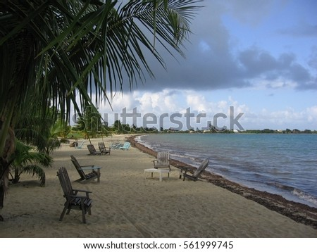 A perfect vacation beach for relaxing, swimming and fun. #561999745