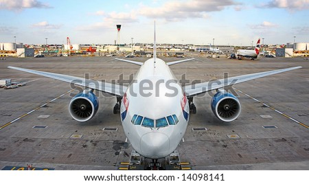 A photography of an A 320 airbus
