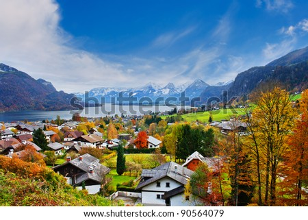 stock-photo-a-picturesque-landscape-of-mondsee-lake-with-multiple-cottages-on-its-bank-90564079.jpg
