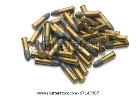 22 caliber long rifle bullets stock photo 67149307 cz 452 american 22