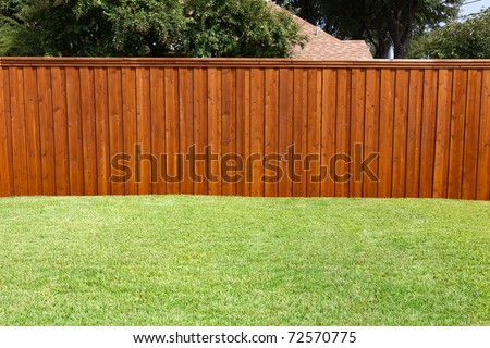 Wooden Fence Types - My Backyard Projects — My Backyard Projects