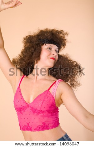 A pretty 35's woman #14096047