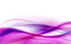 A purple abstract wave background