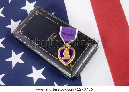A Purple Heart 13 (memorial day series)