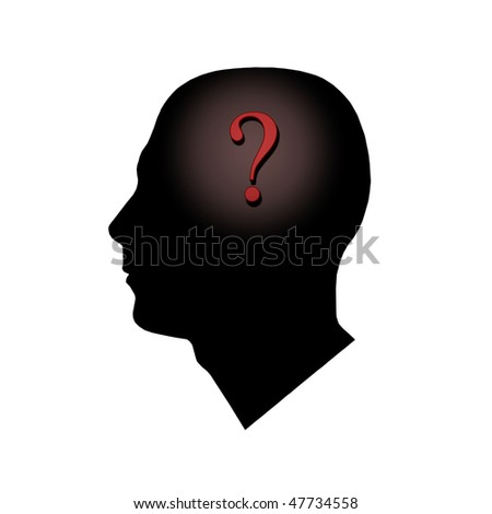 pics of question marks. stock photo : A question mark