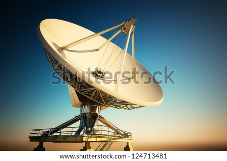 A radio telescope is a form of directional radio antenna used in radio astronomy