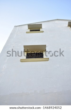 A random Identical window outdoor #1468924052