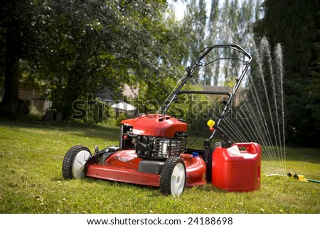How to Drain a Lawn Mower Gas Tank | Garden Guides