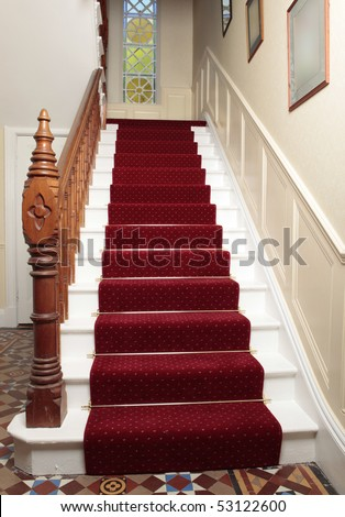 Antique Stair Carpet Rods For Sale.