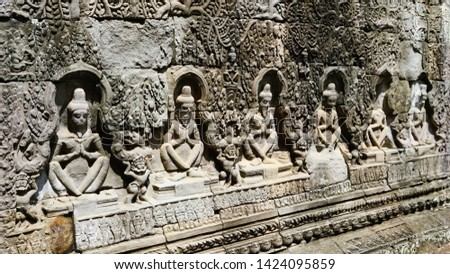 Angkor the ancient capital of the great khmer empire