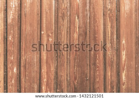 A rustic background of a rustic wood wall #1432121501