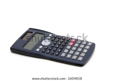 A scientific calculator for science and engineering.