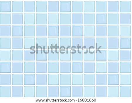 a seamless tile background illustration