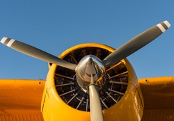 A Seaplane Propeller
