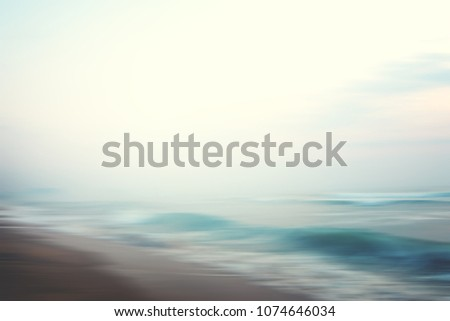 a seascape abstract beach...