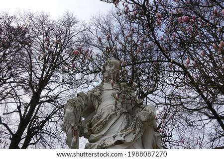 a sentimental sculpture in germany Foto d'archivio ©