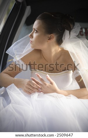 A series of wedding pictures.