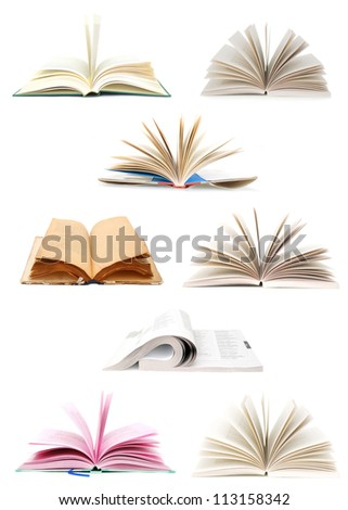A set of Opening books