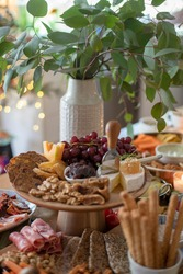 a shallow focus grazing tale at a celebration in Australia